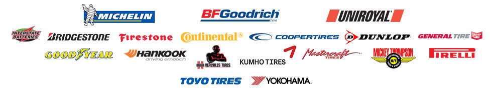 Tire Brands in New Bedford, MA